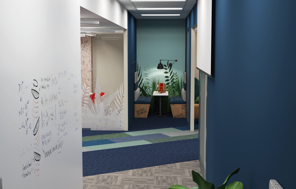 приват зона в офисе